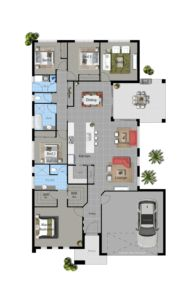 Illustrious Homes Cabramurra Floor Plans